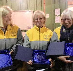 NRW- Landesmeisterinnen Triplette Frauen 2017