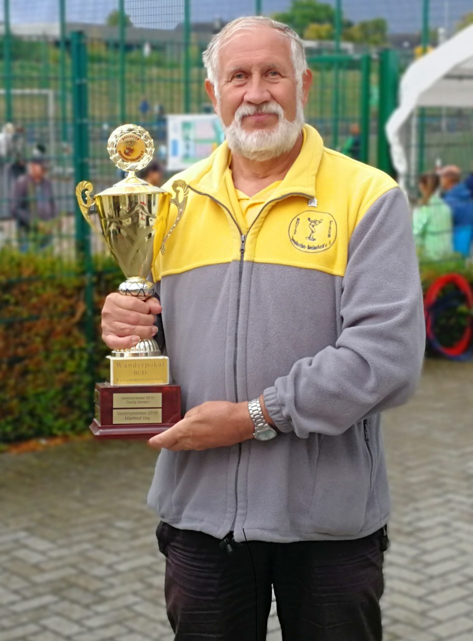 Vereinsmeister Tète-à-Tète 2018