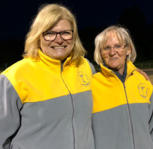 Landesmeisterinnen Doublette Frauen B-Turnier 2019