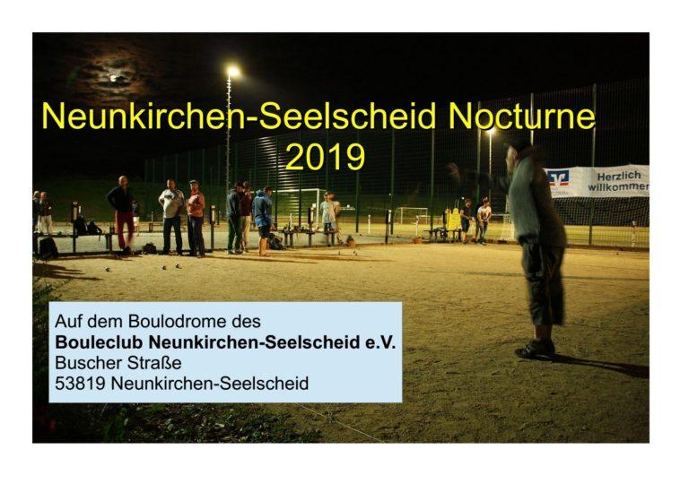 Ergebnisse Neunkirchen-Seelscheid Nocturne 20. September 2019