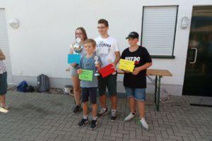 Trainingsangebot speziell für Kinder und Jugendliche