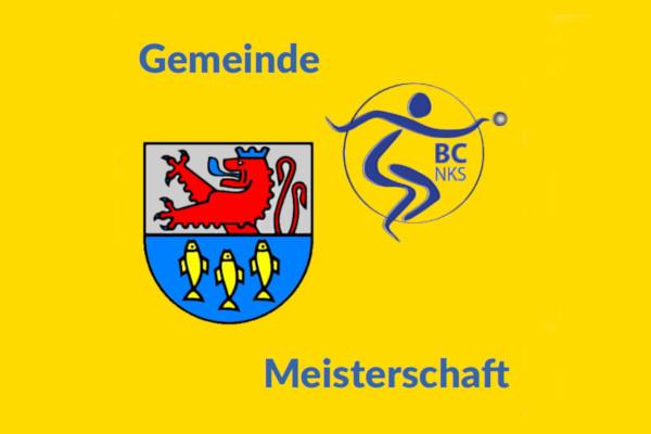 Gemeindemeister 2015
